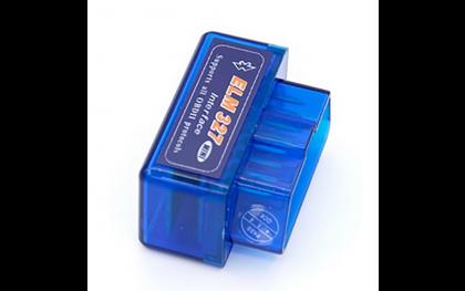 OBD reader Wireless Bluetooth OBD2 / Voor de Torque app V2.1 / Zelf uw autogegevens uitlezen