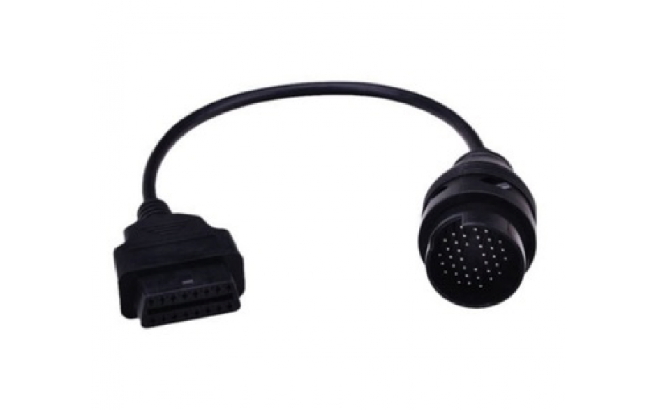 Iveco 38-pin naar OBD adapter Diagnose kabel