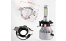 Koplamp fitting adapters H7 naar LED voor BMW Audi Nissan Mercedes / HaverCo