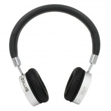 SIMICO Draadloze koptelefoon via Bluetooth van lichtmetaal met Wireless verbinding