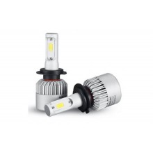 LED koplampen set / H7 fitting / Waterproof / 36W 4000 lumen per lamp 8000 totaal