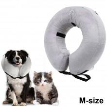 Kraag opblaasbaar voor honden/katten Opblaasbare nekband voor wondgenezing / M-size / HaverCo