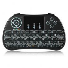Smart Remote afstandsbediening HaverCo met touchpad voor TV Smart TV / Android 2.4GHz / Met USB dongle