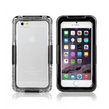 Waterproof case Zwart iPhone 6 4.7 inch tot 3m diepte Waterdicht Stofdicht
