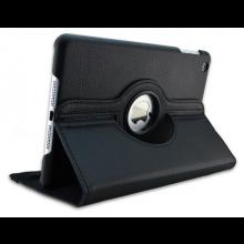 Smart Cover 360 graden voor iPad Air 5 / Flip case met standaard / Zwart