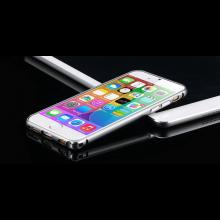 Aluminium bumper frame case ring hoes voor iPhone 6 4.7 inch / Kleur: Antraciet