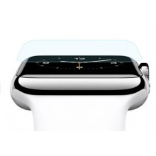 Screenprotector voor Apple Watch iWatch 38mm Gehard glas Transparant