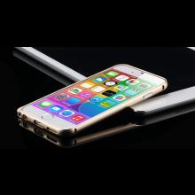 Aluminium bumper frame case ring hoes voor iPhone 6 4.7 inch / Kleur: Goud