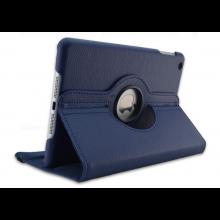 Smart Cover 360 graden voor iPad Air 5 / Flip case met standaard / Blauw