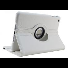 Smart Cover 360 graden voor iPad Air 5 / Flip case met standaard / Wit