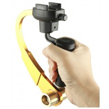 Steadycam camera stabilisator voor oa GoPro Steadicam / Goud