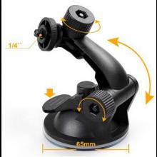 Zuignap houder bevestiging voor oa GoPro actioncam (Hero 3/3+/4)