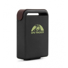 GPS tracker (SIM + USB) Mini GPS zender met USB kabel / Tracking apparaat module / Voor simkaart