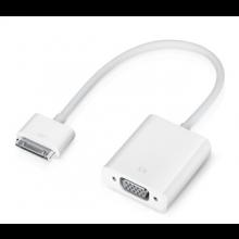 VGA adapter voor iPad 2/3 en iPhone 4/4S