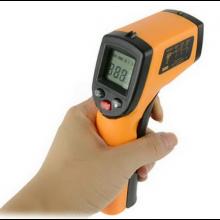 Laser Infrarood temperatuurmeter thermometer / Draadloos / -50 tot 330 / HaverCo