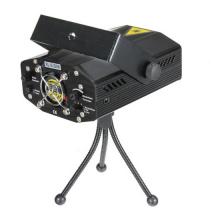 Discolamp op geluid / Lasershow / Verschillende laser patronen disco show