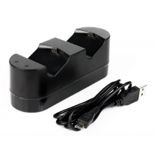 PS4 Docking Station voor Playstation 4 / Oplaad-dock voor controllers + Micro-USB kabel