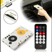Tape player om Memorycard te gebruiken in een casette deck speler / Autoradio / Met afstandsbediening