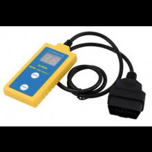 OBD scanner voor BMW (oa E30 E34 E36 E38 E39) Airbag reset SRS / HaverCo