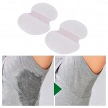 25 paar Oksel pads Anti-zweet Transpiratie absorberend Tegen zweetplekken voor onder de oksels Okselpads / HaverCo