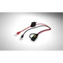 CTEK Comfort LED Indicator Eyelet 8mm / 55cm lengte / Zekering 15A