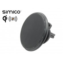 SIMICO Qi draadloze auto oplader telefoonoplader voor in de auto Wireless charger