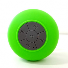 Waterbestendige HaverCo Douche/Bad Mp3 Speaker / Bluetooth Waterproof / Groen
