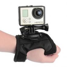 Polshouder voor GoPro en andere actioncams / Polsband Armhouder Handhouder