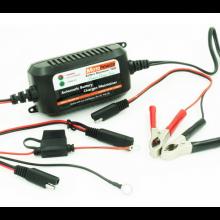Acculader 12V 0.8A Druppellader / Voor auto's en boten / Acculader