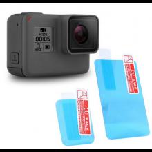 Screenprotector voor GoPro Hero 5 / 2 stuks (lens + scherm)