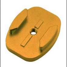 Aluminium surface base mount voor Actioncam (GoPro, Sjcam, Xiaomi)
