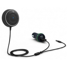 Carkit Bluetooth NFC met AUX-uitgang Handsfree voor auto telefoon / HaverCo