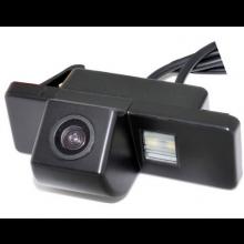 Achteruitrijcamera op plek van kentekenverlichting (zonder display) / 658x462 pixels / Kleur / Waterproof