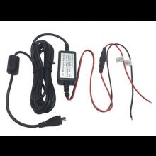 Voedingskabel 12V naar 5V MINI USB voor dashcam / Mini USB aansluiting / 3 meter / HaverCo