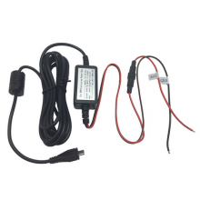 Voedingskabel 12V naar 5V Micro USB voor dashcam / Micro USB aansluiting / 3 meter / HaverCo