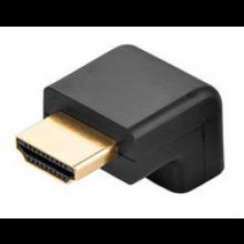 Hoek koppelstuk HDMI 90 graden voor 1080P HDTV / HaverCo