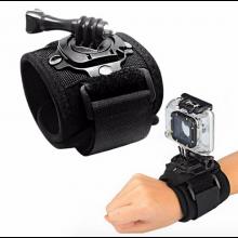 Polshouder Wrist Mount Pols / Voor oa GoPro Hero 5 4 3+ 3 2 1 Handhouder