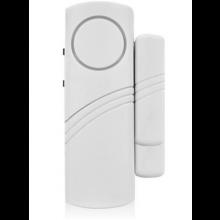 Raam en deur alarm Draadloos op batterij magnetisch met sirene / Deuralam Raamalarm / HaverCo