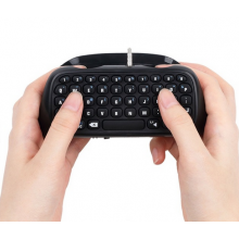 Mini toetsenbord voor in Playstation 4 controller PS4 controller keyboard / HaverCo