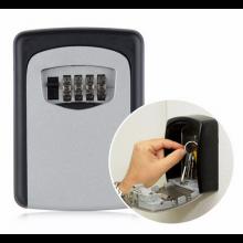 Key Keeper sleutel opbergdoos met cijferslot van metaal Sleutelkluis Sleutelbox / HaverCo