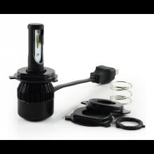 Motorfiets LED koplamp H4 fitting 12V 36W 4000 lumen M6F voor motoren / HaverCo