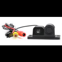 2-in-1 Achteruitrijcamera + parkeersensor met geluidssignaal / HaverCo