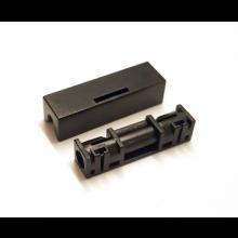 MOST audio kabel verlengstukje koppelstuk verlenging Fiber optic / HaverCo