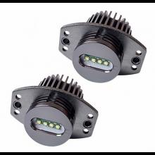 Angel Eyes LED 20W voor BMW E90/E91 (non-LCI) kleur WIT / LED / Canbus