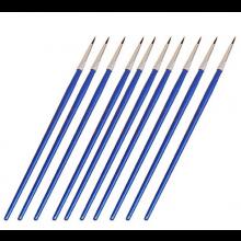 Steenslag lak bijwerken penseel verf kwastje 10x Lakschade bijtippen / HaverCo
