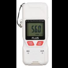 Luchtvochtigheidsmeter en temperatuurmeter Data logger met LCD scherm USB / HaverCo