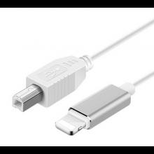 Lightning naar Type B instrument kabel adapter converter USB 2.0 OTG voor instrument / HaverCo