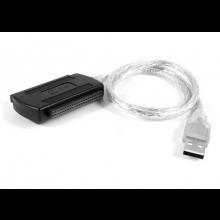 IDE IDE40 SATA 5.25 S-ATA 2.5 naar USB 2.0 adapter converter kabel 480MB/s data overdracht / HaverCo