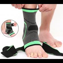 Enkel steunband bandage voor enkel brace met nylon strap steunkous / Medium / HaverCo