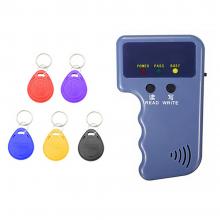 RFID 125KHz Tag duplicator inclusief 5 keys ID keyfobs programmeren kopiëren / HaverCo